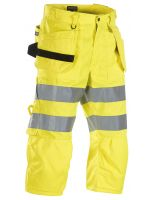 Blåkläder 1539 Piraatbroek High Vis (driekwartbroek)