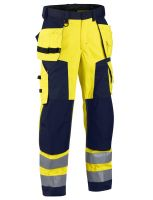 Blåkläder 1567 Werkbroek Softshell High Vis