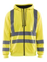 Blåkläder 3346 Hooded Sweatshirt High Vis