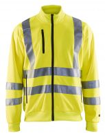 Blåkläder 3358 Sweatshirt High Vis