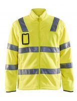 Blåkläder 4833 Fleecejas High Vis