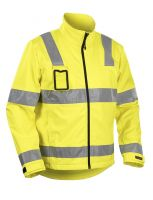 Blåkläder 4838 Jas Softshell High Vis