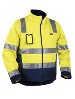 Blåkläder 4849 Fleecejas High Vis
