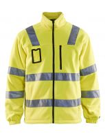 Blåkläder 4853 Fleecejas High Vis