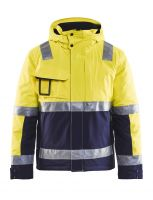 Blåkläder 4870 Winterjas High Vis