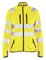 Blåkläder 4926 Dames Softshell jack High Vis
