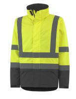 Helly Hansen Alta Insulated Jkt 70335 Geel/Antraciet