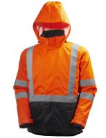 Helly Hansen Alta Cis Jacket 71370 Oranje/Antraciet