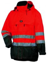 Helly Hansen Potsdam Jacket 71374 Rood/Antraciet