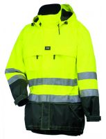 Helly Hansen Potsdam Jacket 71374 Geel/Antraciet