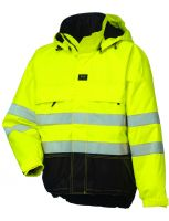 Helly Hansen Ludvika Jacket 71376 Geel/Antraciet