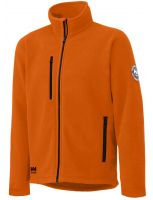 Helly Hansen Langley Fleece 72112 Donker oranje