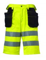 Helly Hansen Bridgewater Construction Shorts 76495 Geel/Antraciet