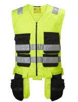 Helly Hansen Alna Cons Vest CL 1 77110 Geel/Antraciet