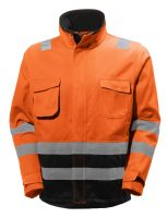 Helly Hansen Alna Jacket CL 3 77210 Oranje/Antraciet