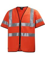Helly Hansen High Vis Short Sleeve Vest 79218 Oranje
