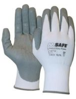 M-Safe Industrial Foam 14-710 handschoen