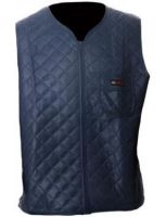 M-Wear thermo vest 2170 blauw