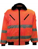M-Wear pilotjack EN471 0976 fl.or.