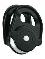 Petzl rescue pulley (rood & zwart)