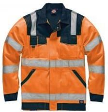 Dickies High visibility industry jacket