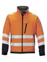 Soft Shell Jack High Visibility, Klasse 3 1213