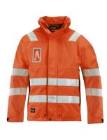 GORE-TEX® Shell Jack High Visibility, Klasse 3 1683