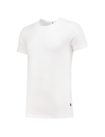 Tricorp 101013 T-Shirt Elastaan Slim Fit - White