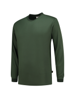 Tricorp 102005 T-Shirt UV Block Cooldry Lange Mouw - Bottlegreen