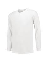 Tricorp 102005 T-Shirt UV Block Cooldry Lange Mouw - White