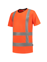 Tricorp 103005 T-Shirt RWS Birdseye - Fluor Orange