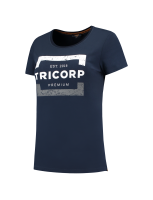 Tricorp 104004 T-Shirt Premium Dames - Ink