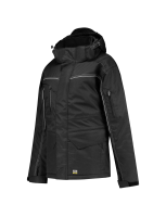Tricorp 402007 Midi Parka Canvas - Black