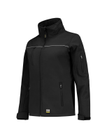 Tricorp 402009 Softshell Luxe Dames - Black