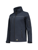 Tricorp 402009 Softshell Luxe Dames - Navy