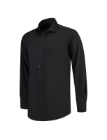 Tricorp 705008 Overhemd Stretch Slim Fit - Black