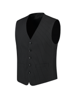 Tricorp 405004 Gilet Heren - Black-Stripe
