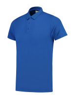 Tricorp 201001 Poloshirt Cooldry Bamboe Slim Fit - Royalblue