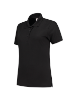 Tricorp 201006 Poloshirt Slim Fit Dames - Black