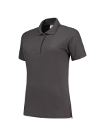 Tricorp 201006 Poloshirt Slim Fit Dames - Darkgrey