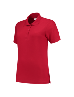Tricorp 201006 Poloshirt Slim Fit Dames - Red