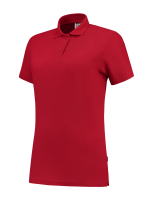 Tricorp 201010 Poloshirt 180 Gram Dames - Red