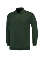 Tricorp 301005 Polosweater Boord - Bottlegreen