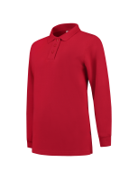 Tricorp 301007 Polosweater Dames - Red
