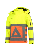 Tricorp 403002 Softshell Verkeersregelaar - Fluor Orange-Yellow
