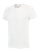Tricorp 101003 T-Shirt Cooldry Bamboe Slim Fit - White