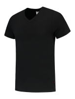 Tricorp 101005 T-Shirt V Hals Slim Fit - Black