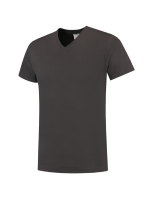 Tricorp 101005 T-Shirt V Hals Slim Fit - Darkgrey
