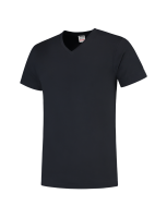 Tricorp 101005 T-Shirt V Hals Slim Fit - Navy