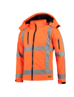 Tricorp 403003 Softshell RWS - Fluor Orange